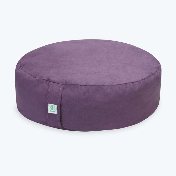Zafu Meditation Cushion,Purple