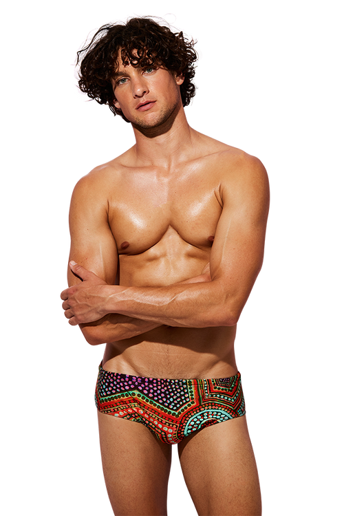 Swim Brief - Respect