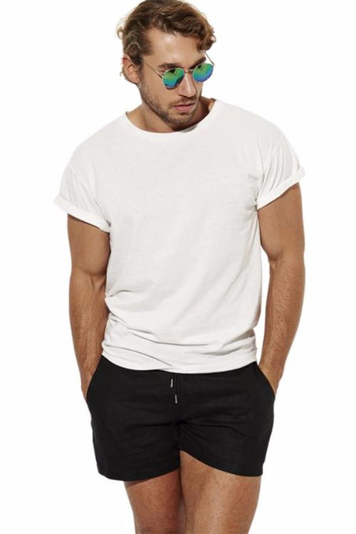 Cotton Tee - White