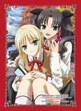 Fate/Stay Night: Unlimited Blade Works - Rin & Saber Card Sleeves