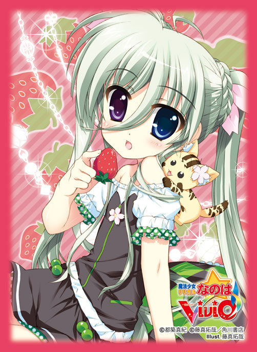 Magical Girl Lyrical Nanoha Vivid - Einhard Stratos Card Sleeves