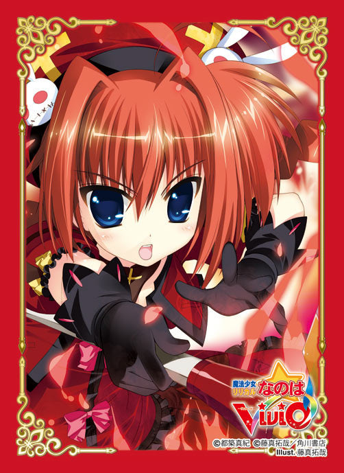 Magical Girl Lyrical Nanoha Vivid - Vita Card Sleeves