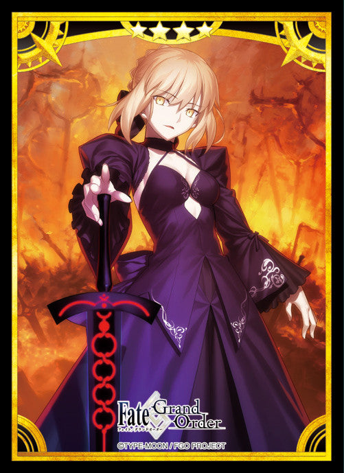 Fate/Grand Order - Saber (Altria Pendragon Alter) Card Sleeves
