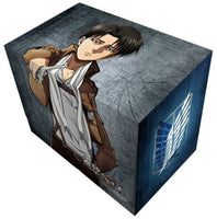 Attack on Titan - Eguru Shisen Levi Deck Case