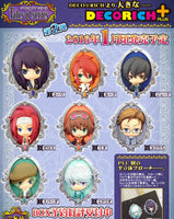Tales of Series Vol. 2 DECO☆RICH+ Brooch Mascot Collection