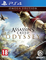 PS4 Assassin's Creed Odyssey (Omega Edition)