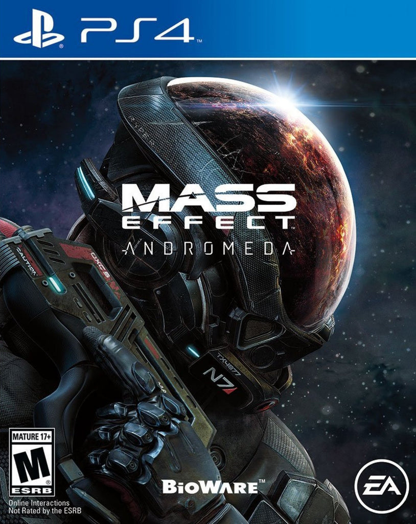 PS4 Mass Effect: Andromeda