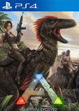 PS4 ARK: Survival Evolved