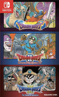 NS Dragon Quest 1+2+3 Collection