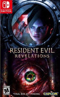 NS Resident Evil Revelations Collection