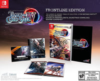 NS The Legend Of Heroes: Trails Of Cold Steel IV Frontline Edition