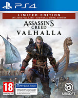 PS4 Assassin's Creed Valhalla (Limited Edition)