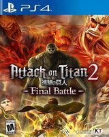 PS4 Attack On Titan 2: Final Battle