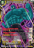 DBSCG-BT11-104 SR Garlic Jr., Overlord of the Dead Zone