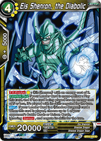 DBSCG-BT11-111 R Eis Shenron, the Diabolic