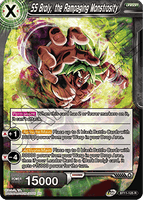 DBSCG-BT11-125 R SS Broly, the Rampaging Monstrosity