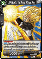 DBSCG-BT11-130 R SS Vegeta, the Prince Strikes Back