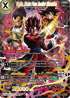 DBSCG-BT11-154 SCR Vegito, Warrior From Another Dimension