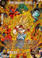 DBSCG-BT4-123 SCR Distant Descendant, Son Goku Jr.