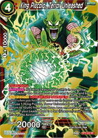 BT5-022 SR King Piccolo, Terror Unleashed