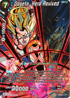 BT5-038 SPR Gogeta, Hero Revived