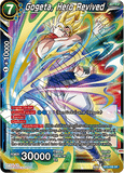 BT5-038 SR Gogeta, Hero Revived