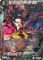BT5-055 SPR Twin Onslaught SS4 Son Goku