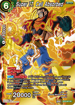 BT5-067 SR Super 17, Cell Absorbed