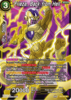 BT5-091 SR Frieza, Back from Hell