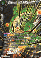 BT5-110 SPR Shenron, the Wishgranter