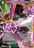 BT5-111 SR Black Masked Saiyan, the Devastator