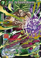 BT6-074 SR Broly, the Supreme Berserker