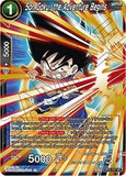 BT6-107 SR Son Goku, the Adventure Begins