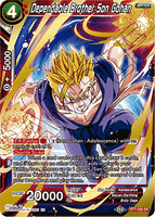 BT7-006 SR Dependable Brother Son Gohan