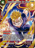 DBSCG-BT7-006 SR Dependable Brother Son Gohan