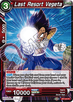 BT7-010 R Last Resort Vegeta
