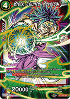 BT7-020 SR Broly, Counter Reversal