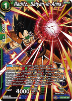 BT7-051 SR Raditz, Saiyan-In-Arms