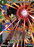 DBSCG-BT7-051 SR Raditz, Saiyan-In-Arms