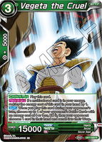 BT7-058 R Vegeta the Cruel