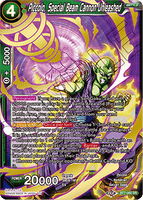 BT7-060 SR Piccolo, Special Beam Cannon Unleashed