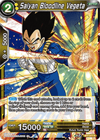 BT7-077 R Saiyan Bloodline Vegeta