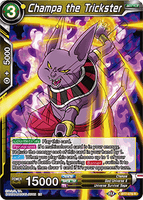 BT7-078 R Champa the Trickster
