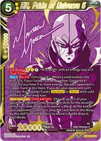 BT7-079 SPR-S Hit, Pride of Universe 6