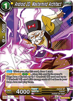 DBSCG-BT9-054 R Android 20, Mastermind Architect