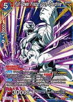 DBSCG-BT9-101 SR Full-Power Frieza, 100% Overdrive