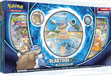 Pokémon TCG: Sun & Moon - Blastoise GX Premium Collection Box
