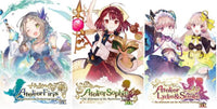 NS Atelier Mysterious Trilogy Deluxe Pack)