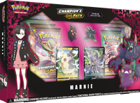 Pokémon TCG: Champion's Path - Marnie Super Premium Collection Box