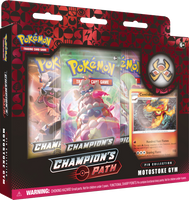 Pokémon TCG: Champion's Path - Motostoke Gym Pin Collection